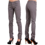 Juniors Grey Denim Jeans