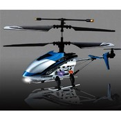 Jxd 340 4Ch Drift King Metal Rc Helicopter Rtf (Re