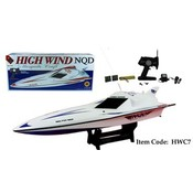 29.5&quot; High Wing R/C Racing Boat