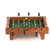 "Miniature Wooden Foosball Table Game 27"" X 15"" X 9"""