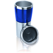 Stainless Steel Travel Mug-Blue