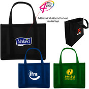 Recycled Non Woven Convention Tote