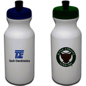 The Summit 20 oz. BioGreen Water Bottle