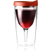 Vino 2 Go Bottle - Red