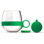 Tea Ball Mug-Green