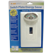 Switch Plate Energy Saver