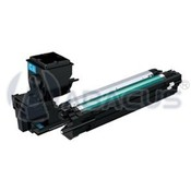Compatible KONICA-MINOLTA Toner A0WG0JF Cyan