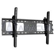 Wall Mount, Tilt Adj for HDTV LCD/Plasma 30-63 Black