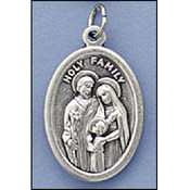 Holy Family/Holy Spirit Medal