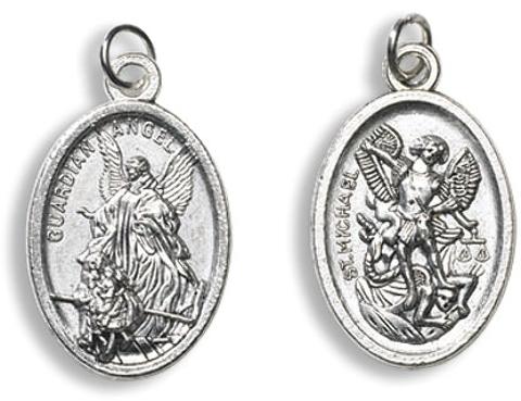 Guardian Angel/St. Michael Devotional SAINT Medal (2003134)