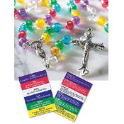Rosary: Colors Of Faith