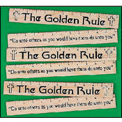 Golden Rule Ruler