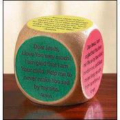 Children's Prayer Cube