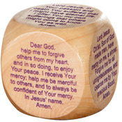 Lenten Prayer Cube