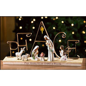 Peace Nativty Stand Wholesale Bulk
