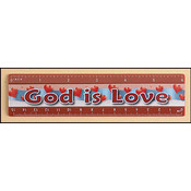 God is Love Ruler