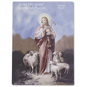 Good Shepherd Devotional Tray Puzzle