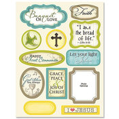 First Communion Magnet Set