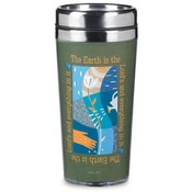 The Earth is the Lord's... Travel Coffee Tumbler