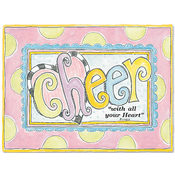 Cheer Magic Sticker