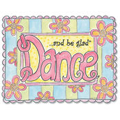 Dance Magic Sticker
