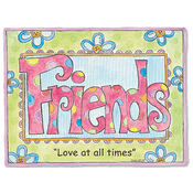 Friends Magic Sticker