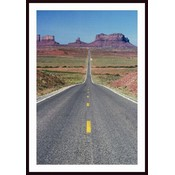 Barewalls Framed Art Print: Monument Valley, Utah, by Bilderbuch Wholesale Bulk