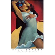Poster- Scarlet Dancer Wholesale Bulk