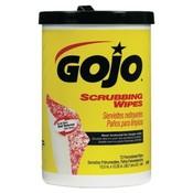 Gojo Scrubbing Wipes 72 Count Wholesale Bulk