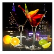 Bormioli Rocco Cocktail Martini Glasses Wholesale Bulk