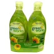 Green Works Dishwashing Liquid 4 Pack