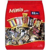 Mars Candy Minis Mix 52oz Bag