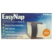 EasyNap Napkin Dispenser Starter Kit