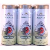 Tea Nation Green Tea Oriental 3 Pack