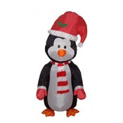 Four Foot Christmas Blow up Cute Standing Penguin