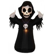 Four Foot Halloween Inflatable Grim Reaper