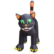 Eleven Foot Animated Halloween Inflatable Huge Bla