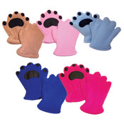 Infant & Toddler Mittens Assortment- 24 Units