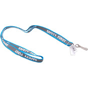 Lanyard-Reflective - Blue