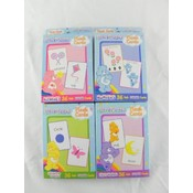 Carebear Flashcards 36 Card Deck- Assorted Styles