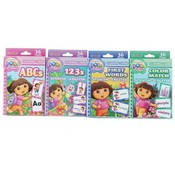 Learning Cards 36 Ct Assorted - Dora The Explorer