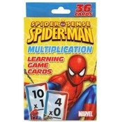 Flashcards 36 Pack-Spiderman Assortment