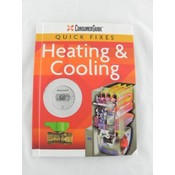 Hardcover Quick Fix- Heating And Cooling