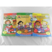 Fisher Price Workbook Kindergarten (Bilingual) Wholesale Bulk
