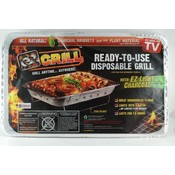 Disposable Grill 18.9 X 11.9 X 2.4' With Stand Wholesale Bulk