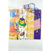 "Bottle Gift Bag 13 X 4""- Birthday Assortment"