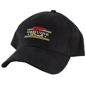 Baseball Hat- Miller Genuine Black