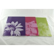 "Large Notebook 8.5 X 11"" 32 Sheet- Assorted Colors"