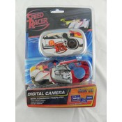 Digital Camera- Speed Racer