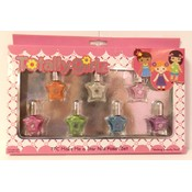 T029- 7 pc make me a star nail polish set